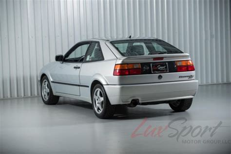 volkswagen slc 1993 volkswagen corrado slc vr6 coupe