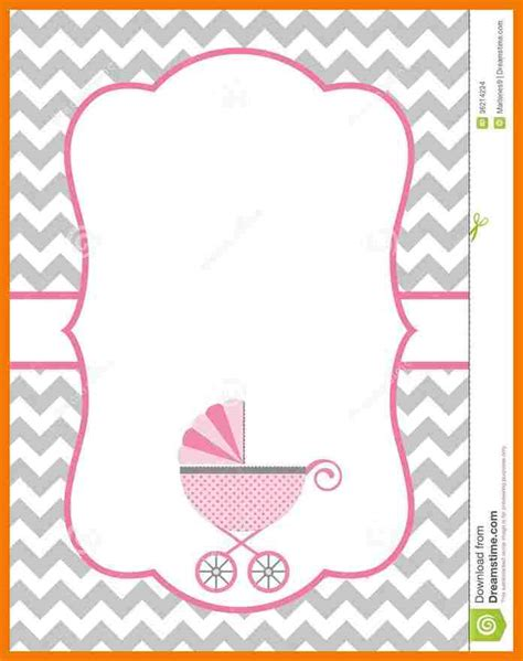 Templates For Baby Shower Invitations Word | baby shower invitation templates for word