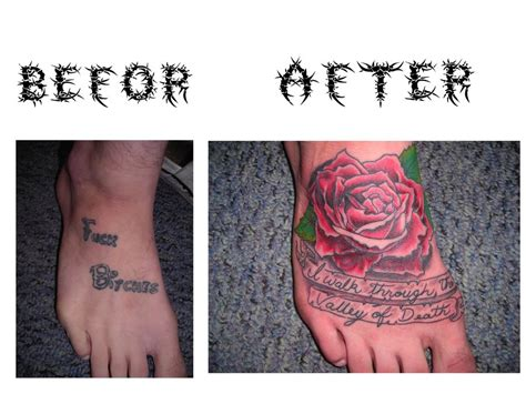 Cover Up Letter Tattoos letter cover up by inkaholick on deviantart
