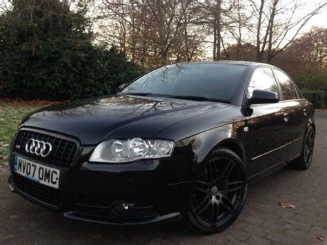 how petrol cars work 2007 audi a4 navigation system 4x4 2007 audi a4 2 0 tdi s line quattro special edition 170 bhp fully loaded 2 tone full leather