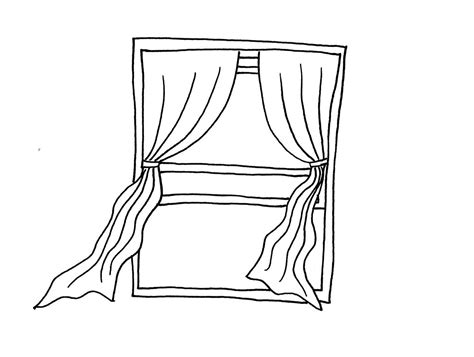 window 28 objects printable coloring pages