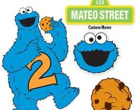 popular items for sesame street cookie monster on etsy