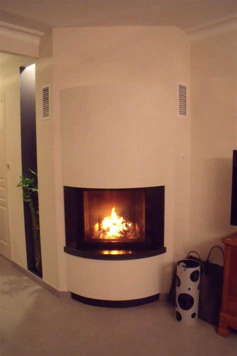 inser cheminee cheminee insert angle
