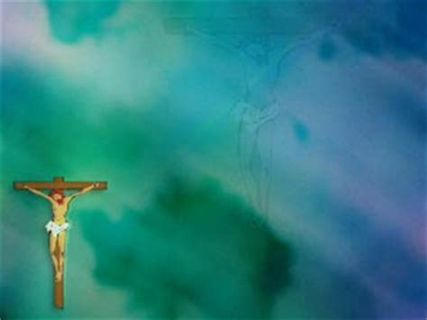 powerpoint themes jesus crucifixion of jesus christ 02 christian powerpoint