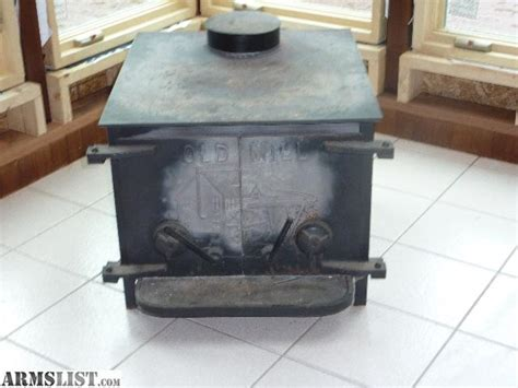 wood stove for sale armslist for sale trade mill wood stove