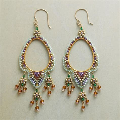 Beaded Earrings 17 best images about miguel ases beaded jewelry on