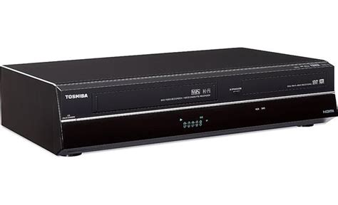 Tv Tuner Toshiba toshiba dvr670 dvd recorder hifi vcr combo with built in digital tv tuner and 1080p upconversion