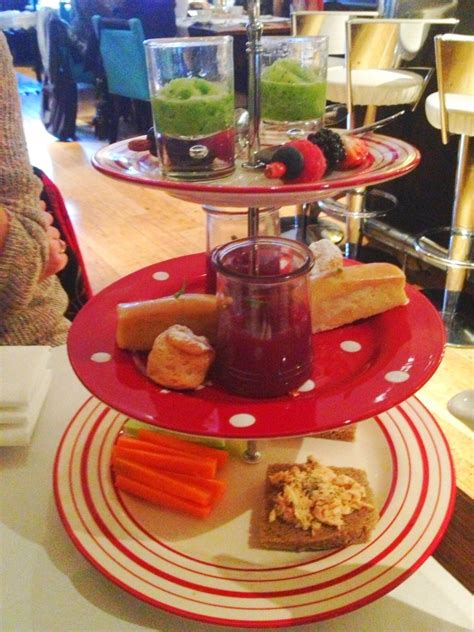 Detox Afternoon Tea by Afternoon Tea 224 Londres Option D 233 Tox