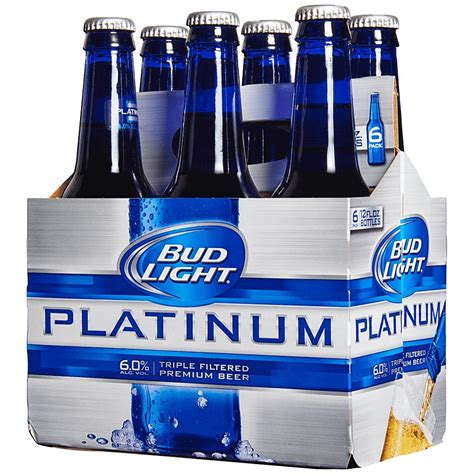 bud light platinum 12 pack bud light platinum bottles 12oz beercastleny