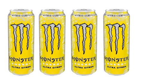 7 Low Cal Flavor Boosters by Energy Ultra Citron Launches As Low Cal Energy