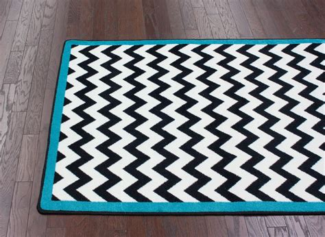 black and white chevron rugs chevron black white carpet make the white wall fashioned greenvirals style