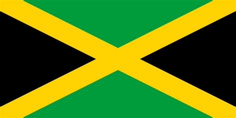 jamaican colors jamaica flag colors meaning and history flags corner