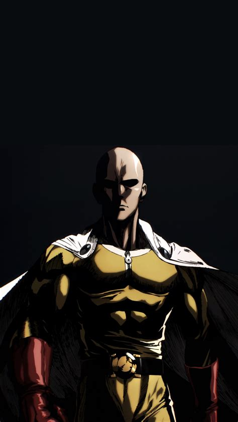 wallpaper hd anime one punch man strong wallpaper one punch man wallpapers hd anime 1080x1920