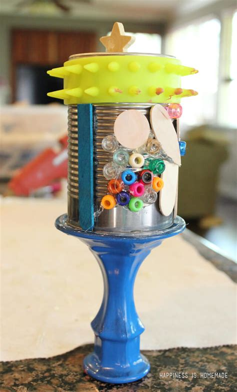 Kids Craft: DIY Father's Day Trophy   Happiness is Homemade