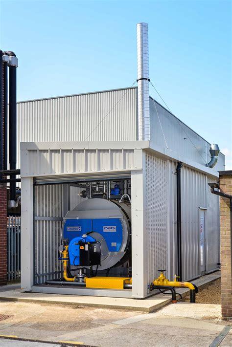 boiler house prefabricated boiler house byworth boilers