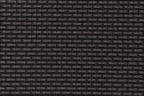 Vinyl Mesh Fabric For Sling Chairs by 1 25 Yards Sunbrella Ff50190 0004 Network In Onyx Woven