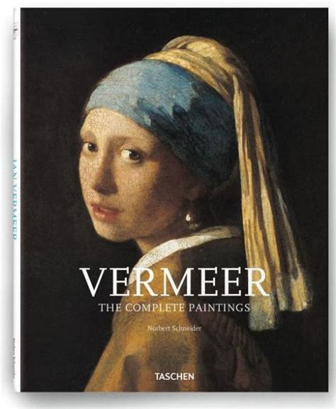 vermeer biography book vermeer the complete paintings by norbert schneider