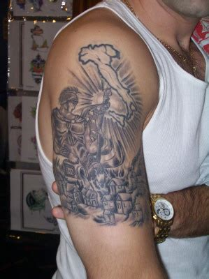 st florian tattoo designs pin st florian picture on