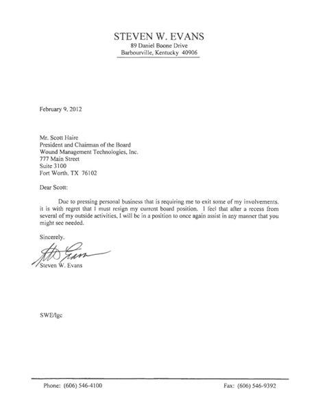 best photos of proper resignation letter best resignation letter sles work resignation