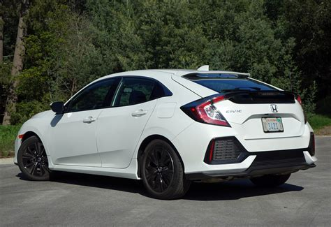 hatchback honda 2017 honda civic hatchback first drive doing more with less