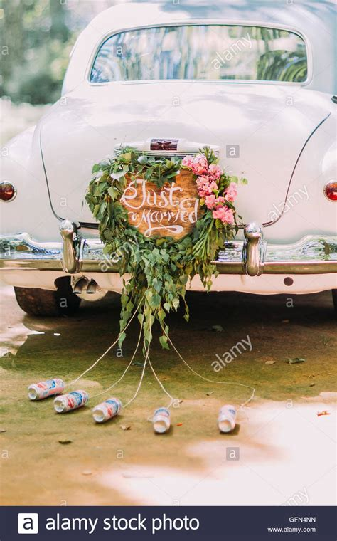 Wedding Just Married by Wedding Car Just Married Www Imgkid The Image Kid