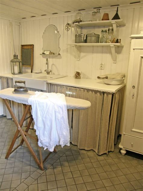 rustic laundry rooms country laundry room john hummel 96 best images about skirts for sinks on pinterest