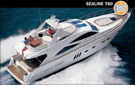 sealine  power motoryacht