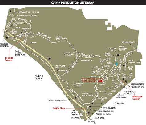 c pendleton housing map visiting c pendleton visit oceanside