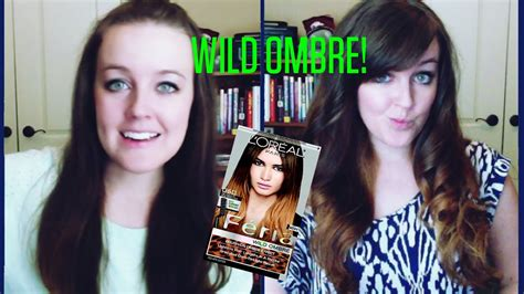 feria ombre hair color reviews i m ombre ing my hair with feria wild ombre review kind