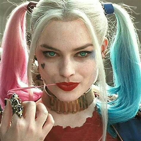 did margot robbie tattoo her suicide squad director on harley quinn makeup inspiration halloween ideas