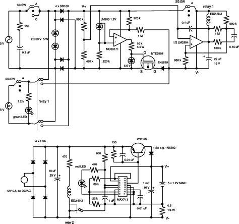 Ic Tantalum 470 6volt 6v regulator wiring diagram components