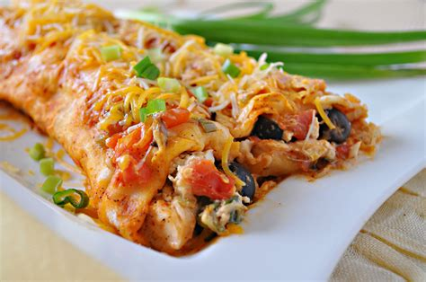 Chicken Enchiladas Two Ways Beginner Expert by Easy Chicken Enchiladas Speaking Of S Health