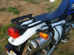 Suzuki Dr650 Rack Pmr Suzuki Dr650 Rear Luggage Rack 1996 Present