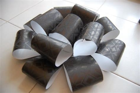 Bows Out Of Wrapping Paper - 17 best images about bows on different types