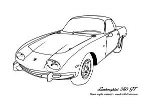 coloring pages the cars coloring supercars page 3 letmecolor