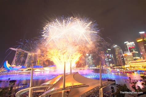 new year at singapore 2016 best places to new year fireworks in singapore