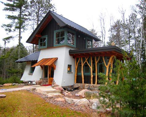 woodland cottage eclectic exterior minneapolis