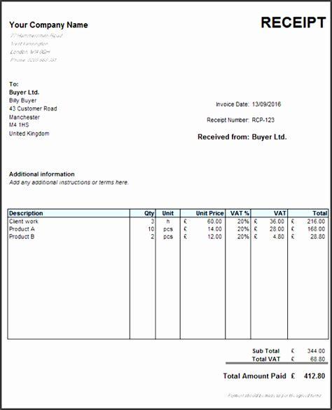 6 Payment Receipt Maker Sletemplatess Sletemplatess Receipt Maker Template