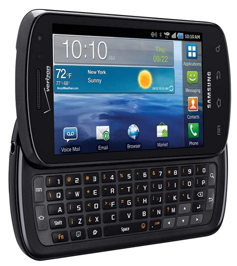 samsung stratosphere verizon s qwerty lte phone coming october 13th phonearena