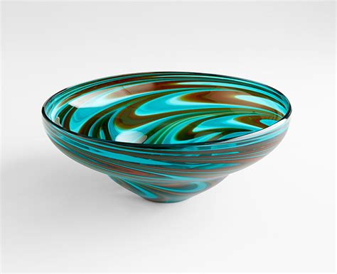 bowl designs large woodstock bowl by cyan design