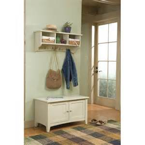 Entryway Storage Bench With Hooks Entryway Storage Bench With Hooks Simple Home Decoration