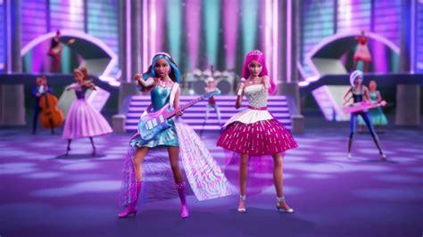 film barbie rock et royal favorite scene in rock n royals based on the scene