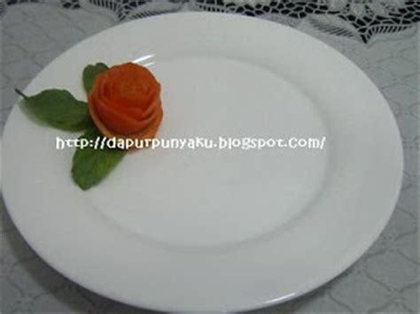 bisikandotcom on twitter quot cara membuat garnish bunga dari cara membuat garnish bentuk mawar orange welcome to my