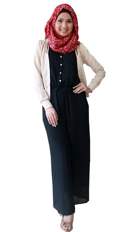 Dress Jumpsuit Wanita Kia Jumpsuit model jumpsuit terbaru holidays oo