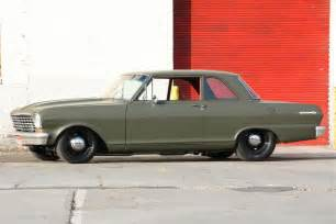 curbside classic 1962 1965 chevy ii chevy builds a