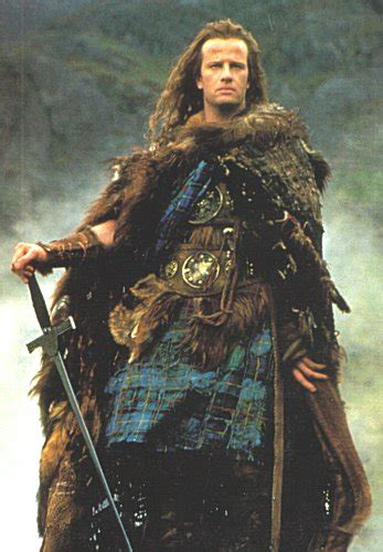 to the highlander connor macleod