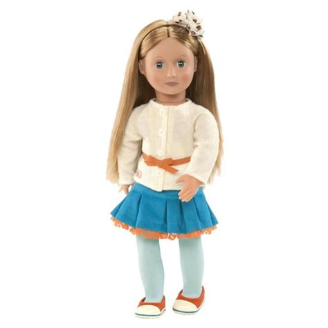 "18"" Non Poseable Doll Sadie   Our Generation? : Target"