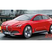 Rendered 2021 BMW INEXT