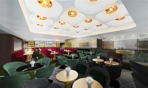 Le Tom Dixon by Le Brasserie At S Le Drugstore Gets A Tom Dixon