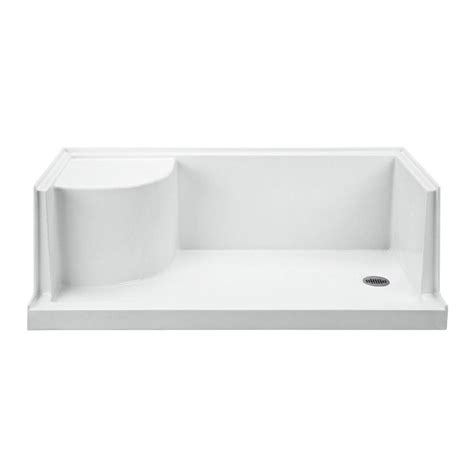 Mti Shower Base by Mti Baths Sb6030seatbirh Sales At Allied Kitchen Bath